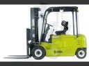 The CLARK forklift GEX video